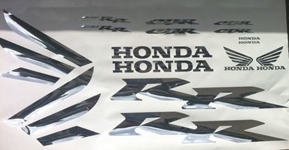 Picture of Honda CBR 900RR  Decals / Stickers - Chrome