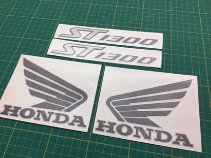 Picture of Honda Pan European ST 1300 replacement Decals / Stickers