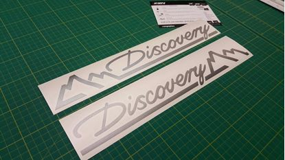 Picture of Land Rover Discovery Mountain Decals / Stickers