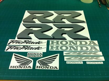 Picture of Honda CBR 900RR / CBR 919RR Fireblade replacement Decals / Stickers