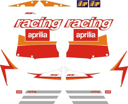 Picture of Aprilia RS50 2002 Replacement Decals / Stickers