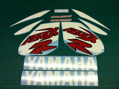 Picture of Yamaha Aerox R Sport Technology  replacement Decals / Stickers