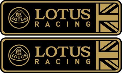 Picture of Lotus Racing  Decals / Stickers