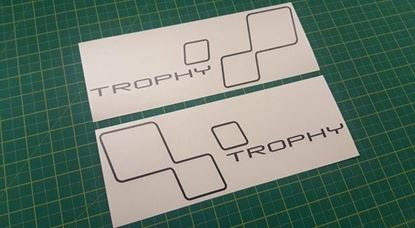 Picture of Renault Clio / Megane Trophy  Decals  / Stickers