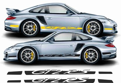 Picture of Porsche 997 GT2 RS side Stripes / Stickers