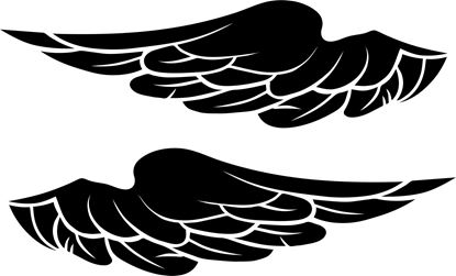 Picture of Custom Side Cab roof / Panel wings Decals / Stickers