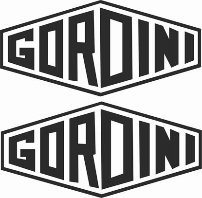 Picture of Gordini Decals / Stickers