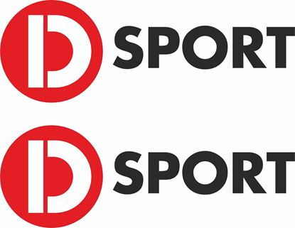 "Picture of ""D Sport"" Daihatsu JDM Decals / Stickers"
