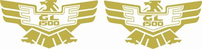 Picture of Honda Goldwing GL1500 Decals / Stickers