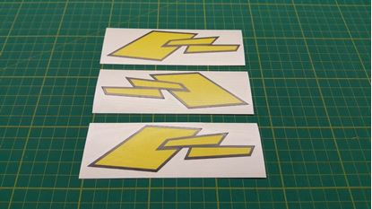 Picture of Vauxhall DTM Touring Car  decals / stickers