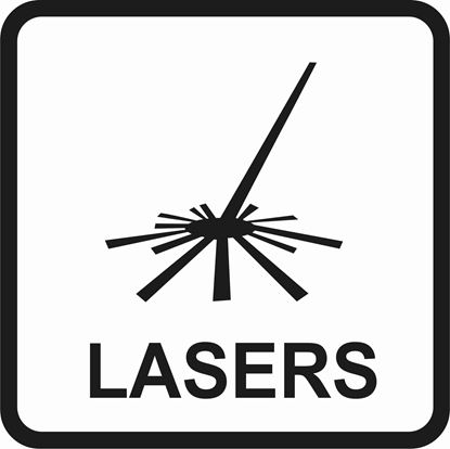 "Picture of Bus / Coach ""Lasers"" Sticker"