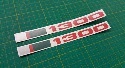 Picture of MG  Metro replacement wing Decals / Stickers