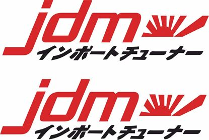 Picture of JDM Decals / Stickers