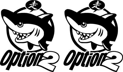 """Picture of """"Option 2"""" JDM Decals / Stickers"""