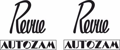 Picture of Mazda Autozam Revue Replacement Decals / Stickers