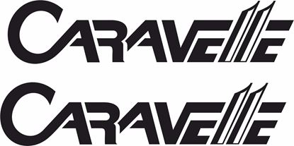 Picture of T3 Caravelle replacement Decals /  Stickers