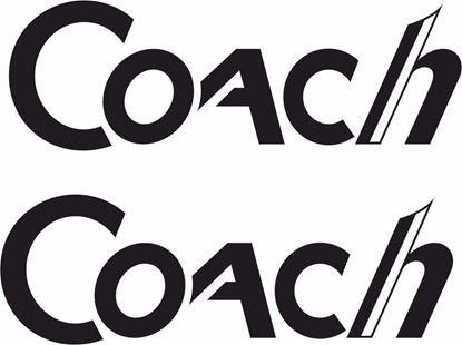 Picture of T25 / T3 Caravelle Coach replacement Decals /  Stickers