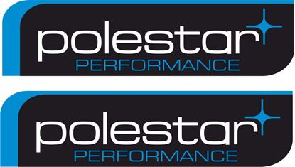 "Picture of Volvo ""Polestar Performance"" Decals / Stickers"