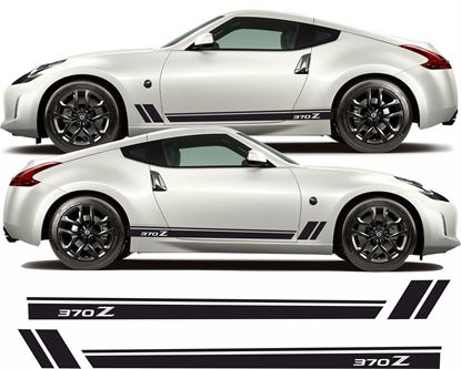 Picture of Nissan 370Z Side Stripes /  Stickers