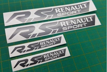 Picture of Renault Clio / Megane R.S. Sport General panel  Decals  / Sticker