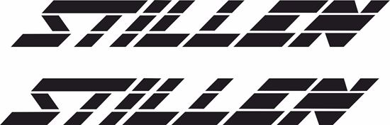 Picture of Nissan 300ZX TT / Fairlady Z Steve Millen Nissan Decals / Stickers