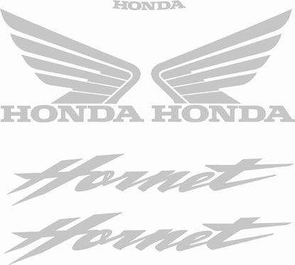 Picture of Honda Hornet CB600 2002 - 2006 replacement Decals / Stickers