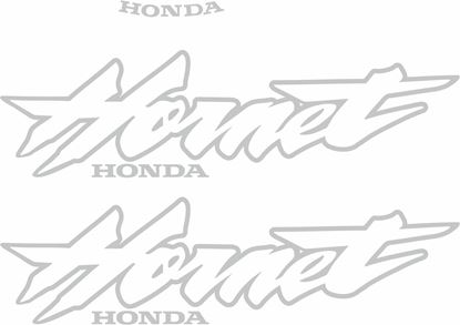 Picture of Honda Hornet CB600  1998 - 2000 replacement Decals / Stickers