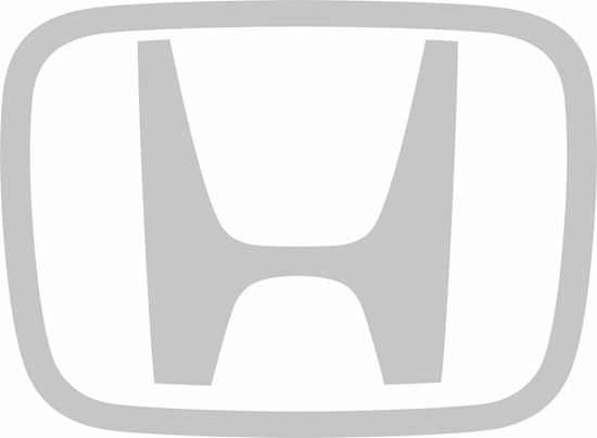 Picture of Honda HR-V / Insight /replacement rear glass Decal / Sticker