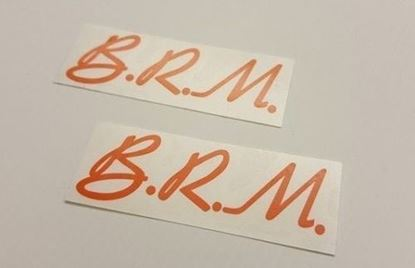 Picture of Rover 200 B.R.M  replacement rear hatch Decal / Sticker