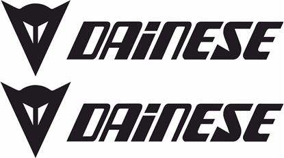 "Picture of ""Dainese"" Track and street race sponsor logo"