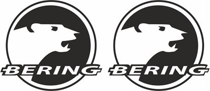 "Picture of ""Bering"" Track and street race sponsor logo"