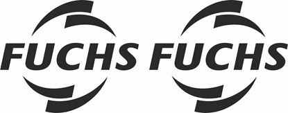 """Picture of """"Fuchs"""" Track and street race sponsor logo"""