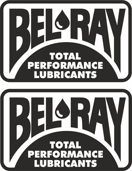 """Picture of """"Belray"""" Track and street race sponsor logo"""