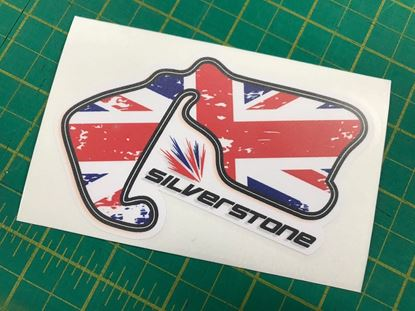 Picture of Silverstone  Decals / Stickers