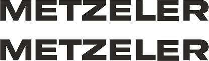 """Picture of """"Metzeler Track and street race sponsor logo"""