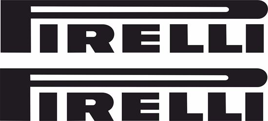 "Picture of ""Pirelli"" Track and street race sponsor logo"