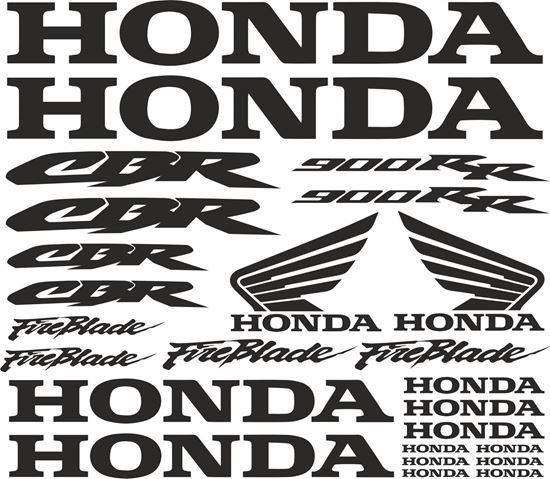Picture of Honda CBR Fireblade 900RR  Decals / Sticker kit