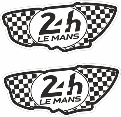 Picture of Le  Mans 24hr   General Panel  Decals / Stickers