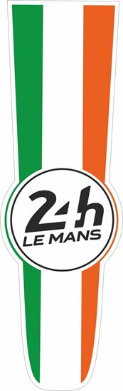 Picture of Ireland Le Mans 24hr Racing Bonnet Stripe Sticker