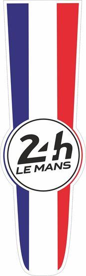 Picture of France Le Mans 24hr Racing Bonnet Stripe Sticker