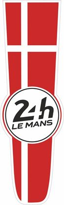 Picture of Denmark Le Mans 24hr Racing Bonnet Stripe Sticker