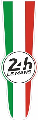 Picture of Italy Le Mans 24hr Racing Bonnet Stripe Sticker