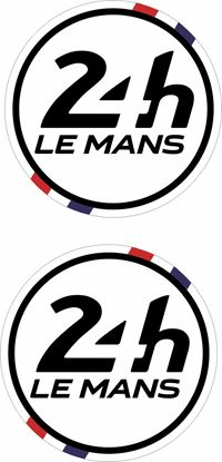 Picture of Holland Le Mans 24hr Racing general panel / Mirror cover Decals / Stickers