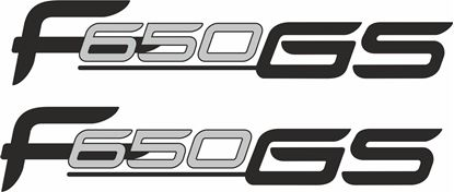Picture of BMW F650GS  Decals / Stickers