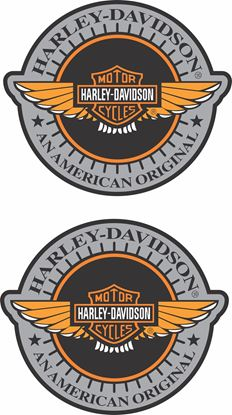 Picture of Harley Davidson  Decals / Sticker
