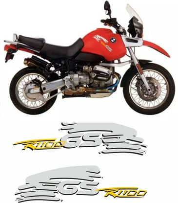Picture of BMW R 1100 GS 1994 - 1995 Replacement Decals / Stickers