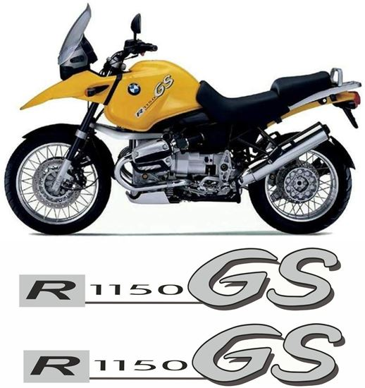 Picture of BMW R1150 GS 2002-2003 Replacement tank Decals / Stickers