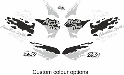 Picture of Honda XRV African Twin 750 1994 Decals / Stickers PICK YOUR COLOURS