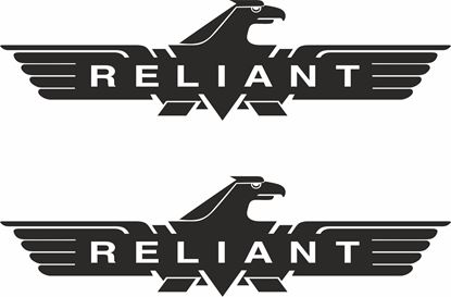 Picture of Reliant Decals / Stickers