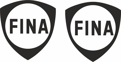 "Picture of ""Fina"" Track and street race sponsor logo"